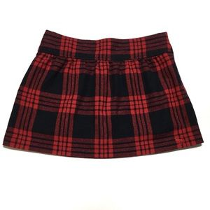 Abercrombie & Fitch mini skirt size 8 / 29 plaid
